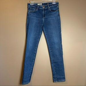 Adriano Goldschmied cigarette skinny jeans